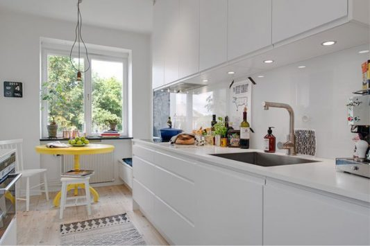 Кухня 10 кв метров фото