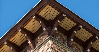 Софит - важный элемент крыши дома